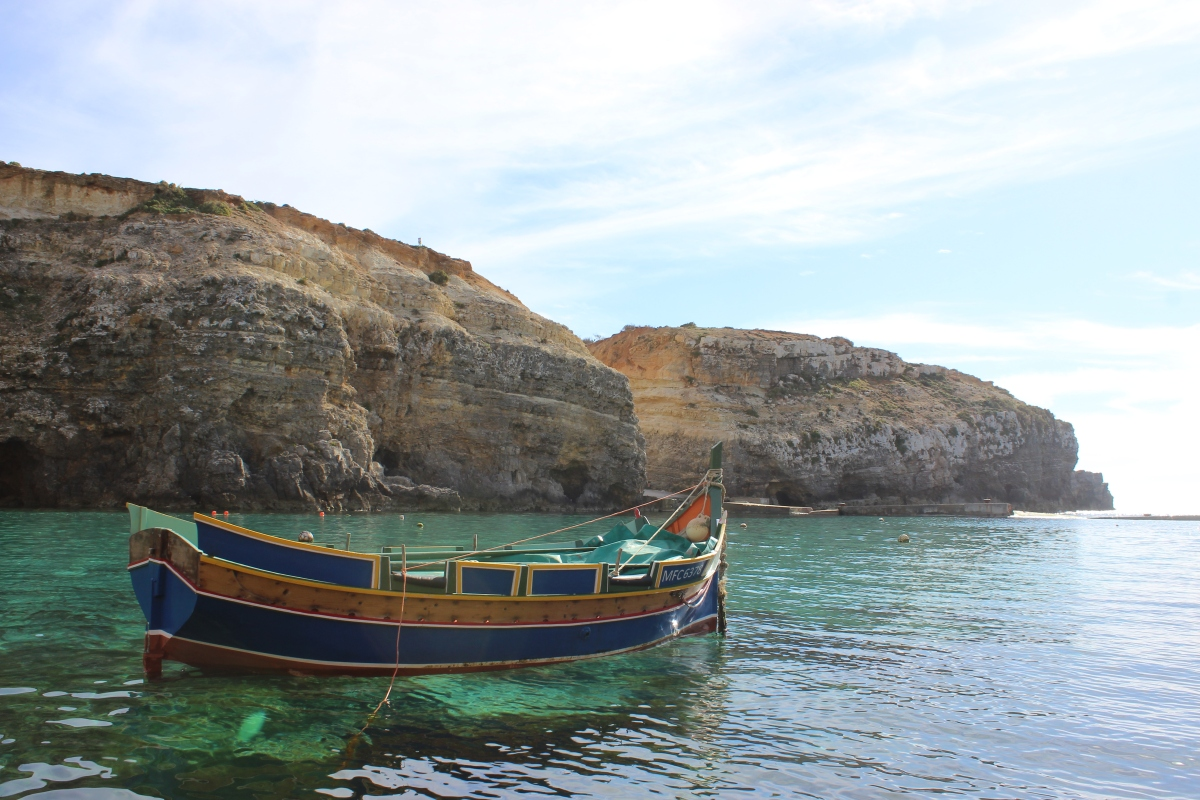 From Margate to Malta - a pre-brexit hoorah